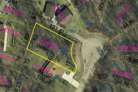 Lot 181 Highland Hills Howard Oh 43028 Us Apple Valley Lake Land