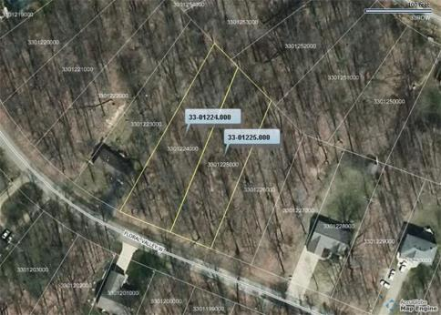 Lot 224 and 225 Floral Valley Subdivision Howard Ohio 43028 at The Apple Valley Lake