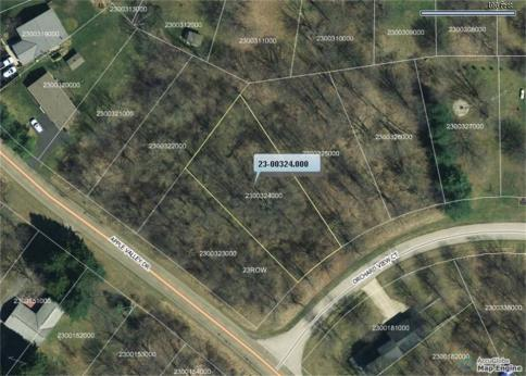 Lot 324 Orchard Hills Subdivision Howard Ohio 43028 at The Apple Valley Lake
