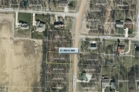 Lot 515 Country Club Subdivision Howard Ohio 43028 at The Apple Valley Lake