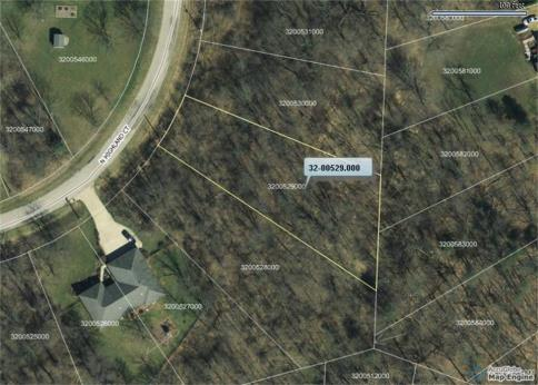 Lot 529 Highland Hills Subdivision Howard Ohio 43028 at The Apple Valley Lake