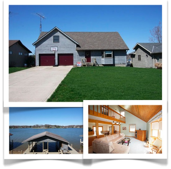 Apple Valley Lakefront Home