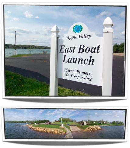 Apple Valley Lake Boat Launch