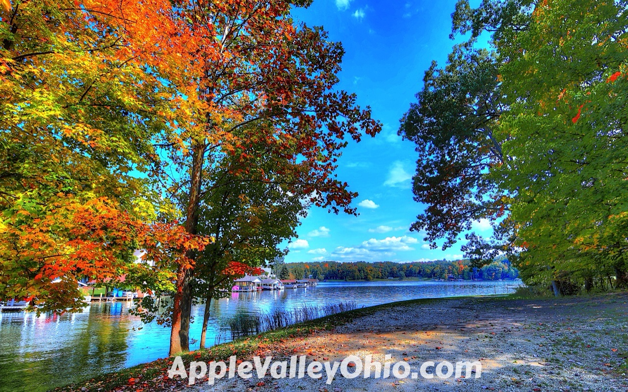 Apple Valley Lake Waterfronts