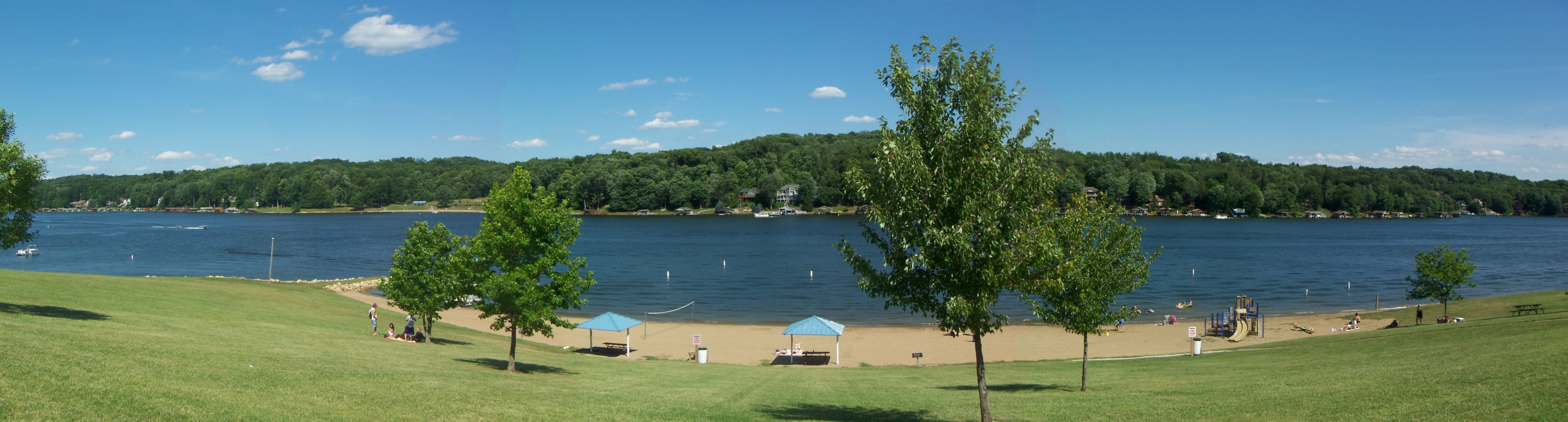 Apple Valley Lake Beach Photo by Sam Miller